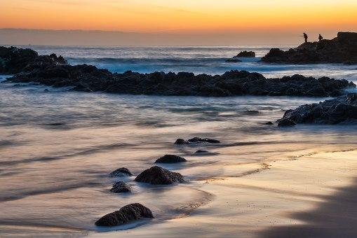 Playa de Doniños( Ferrol)
