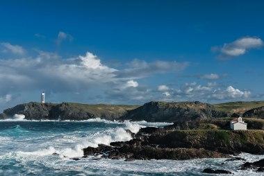 Punta Frouxeira y O Portiño