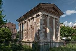 Templo de Portuno (Foro Boario)