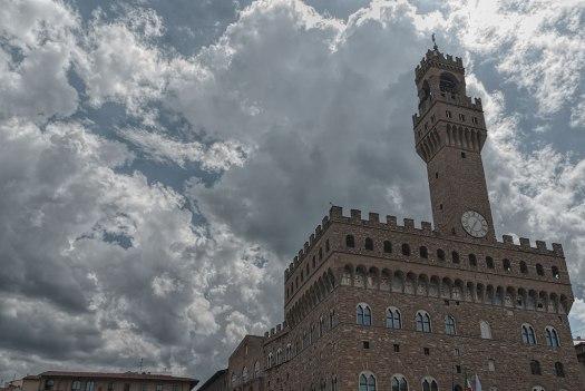 Palazzo Vecchio-Piazza della Signoría