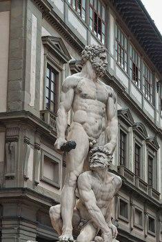 Hércules y Caco (Branducci)