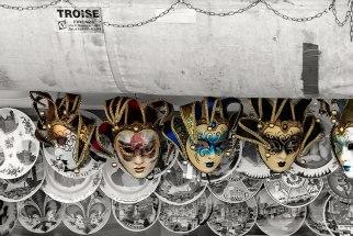 Puesto de Máscaras enSta.Crocce
