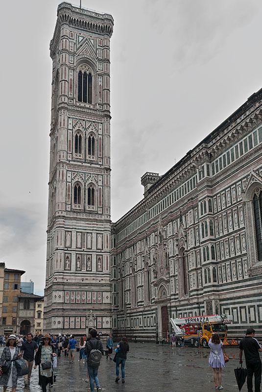 Catedral - Campanile
